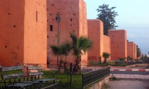 Murallas de Marrakech