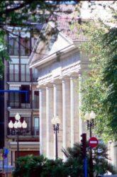 El hermoso Teatro Principal de Alicante.
