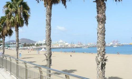 Playa de Alcaravaneras