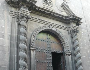 Iglesia de San Francisco de Borja