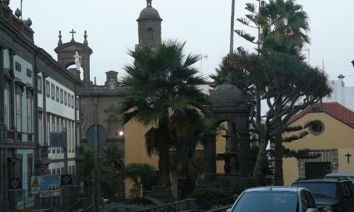 Ermita y plaza del Espíritu Santo
