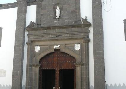 Iglesia de Santo Domingo de las Palmas