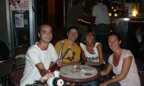 La noche en Las Palmas