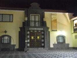 El pictórico Museo Nestor situado en el Pueblo Canario