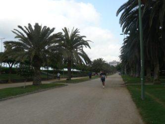 El parque Romano es uno de los más populares de Las Palmas