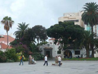 El parque Santa Catalina es otro interesante punto a visitar