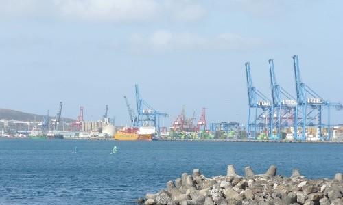 Puerto de La Luz de las Palmas