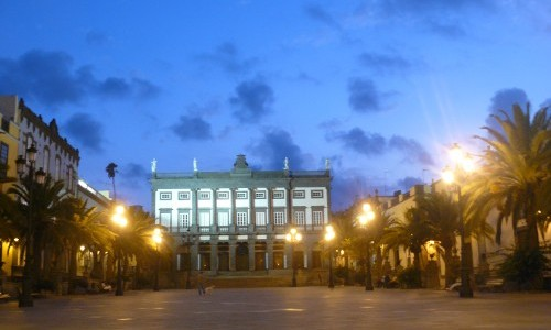 Plaza de Santa Ana de Las Palmas