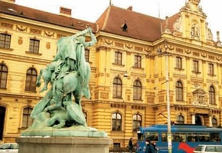 Museo de arte y artesanía de Zagreb