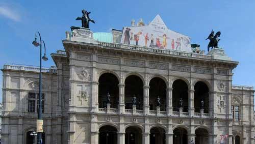 La Ópera Nacional de Viena