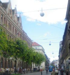 Transporte en Zagreb