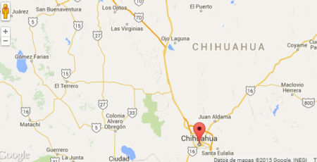 Plano de Chihuahua
